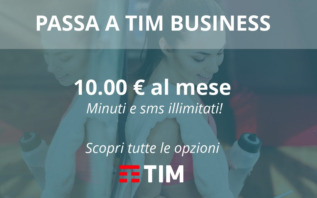 PASSA A TIM Business