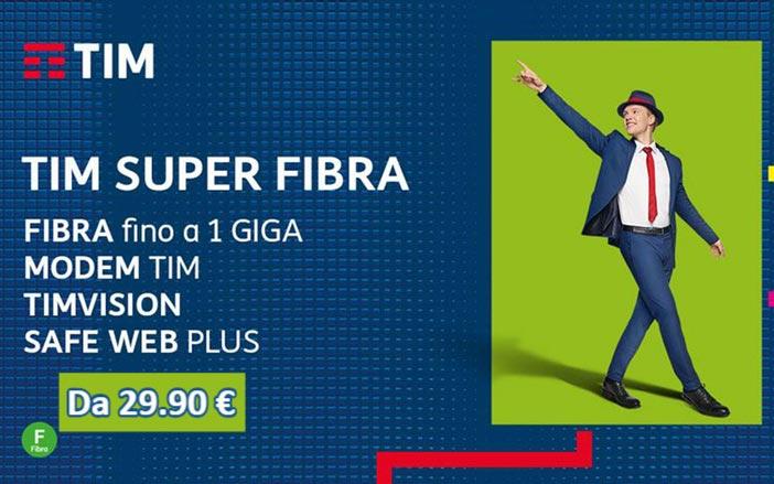 Attiva TIM SUPER FIBRA