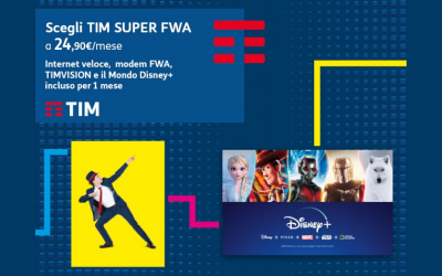 Attiva TIM SUPER FWA